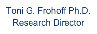Toni G. Frohoff Ph.D.